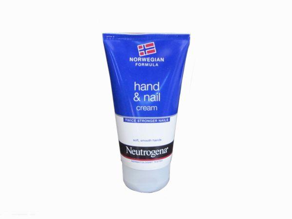Neutrogena hand and nail cream